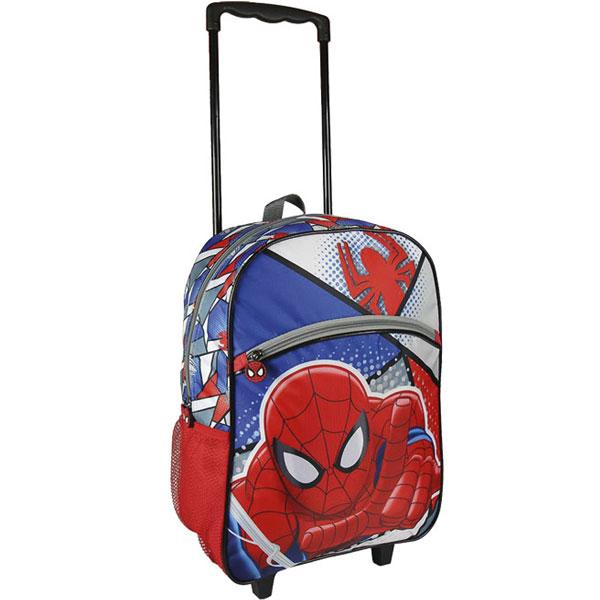 Ranac sa točkićima Spiderman Cerda 2100001876 - ODDO igračke