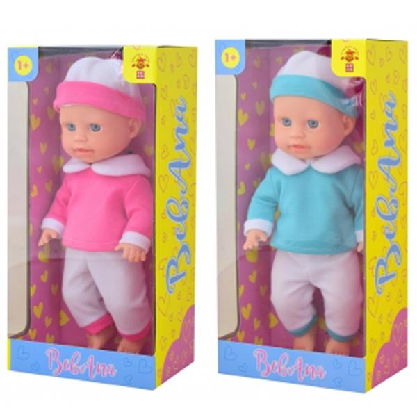 Lutka beba Bebana 28 cm 6766 - ODDO igračke