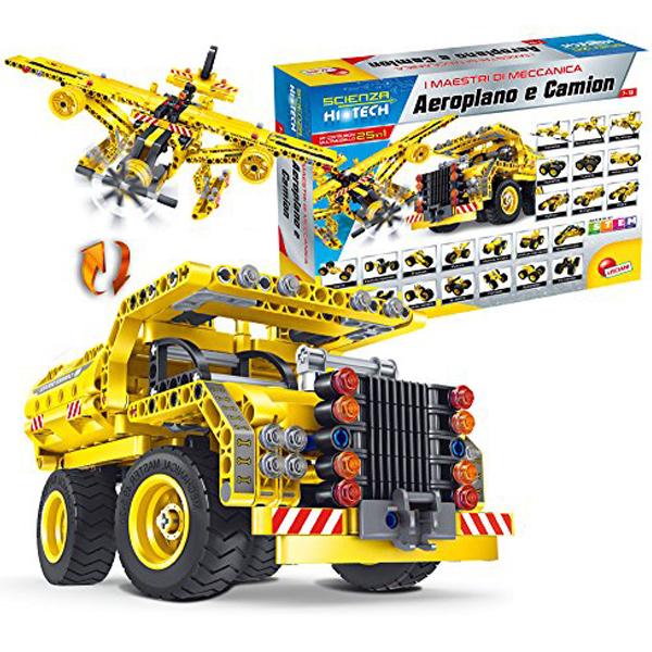 HI-Tec Nauka edukativna igra konstruktor Avion-Kamion vozilo 66513 - ODDO igračke