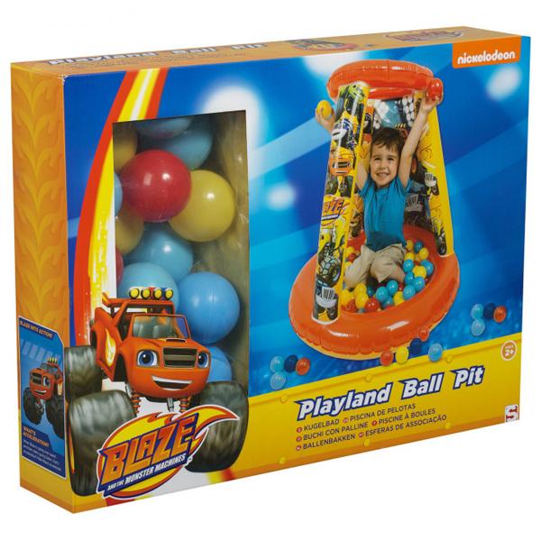Blaze igralište sa 20 loptica BLZ-7067 - ODDO igračke