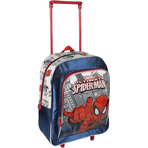 Ranac sa točkićima Spiderman Cerda 2100001117 - ODDO igračke