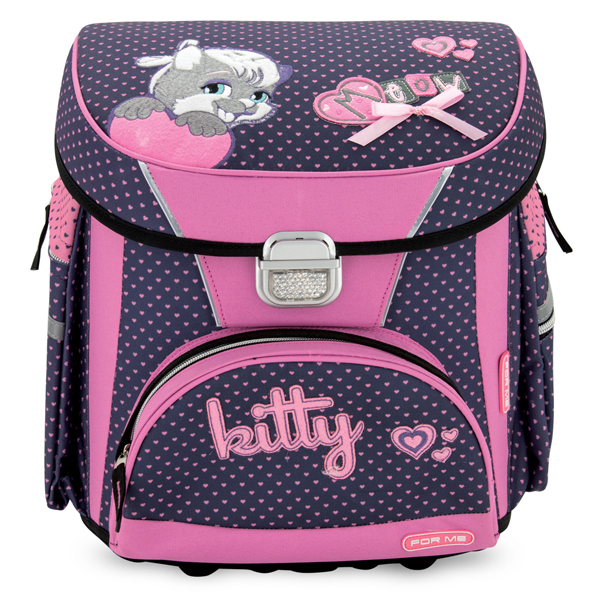 Školske torbe For Me Kitty Anatomske 75715 - ODDO igračke