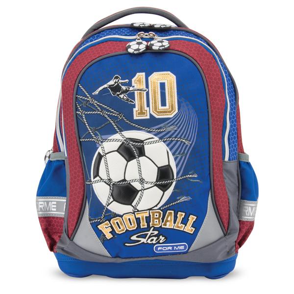 Školski ranac anatomski For Me Football FET1770 - ODDO igračke