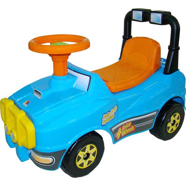 Guralica Džip plavi Polesie 17/62840 - ODDO igračke