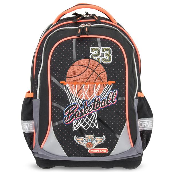 Školski ranac anatomski For Me Basketball FET1780 - ODDO igračke