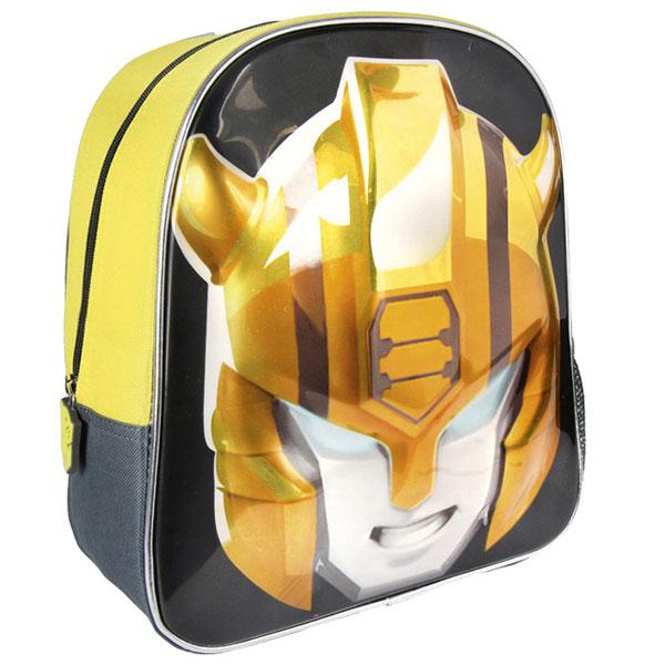 Ranac manji 3D Transformers  crno-žuti Cerda 2100002090 - ODDO igračke
