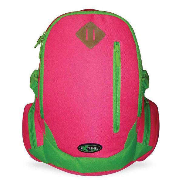 Rančevi za školu Extreme4Me green-rose EX-1603 - ODDO igračke