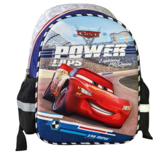 Ranac za vrtić Tico Cars Power Laps 324420 - ODDO igračke