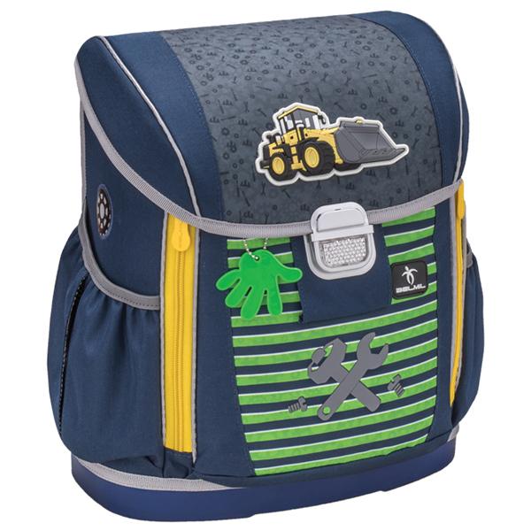 Školske torbe Belmil Customize me 404-20 Machinery Anatomske - ODDO igračke