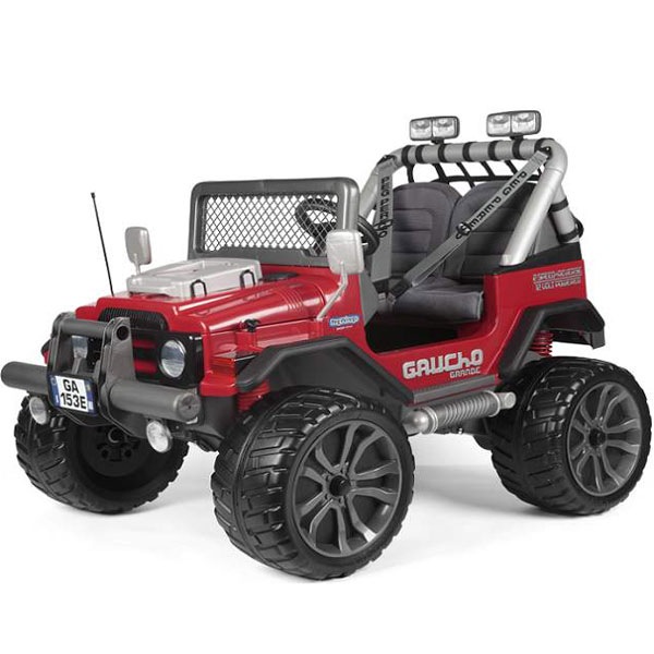 Auto na akumulator Gaucho Grande (12V) IGOD0089 - ODDO igračke