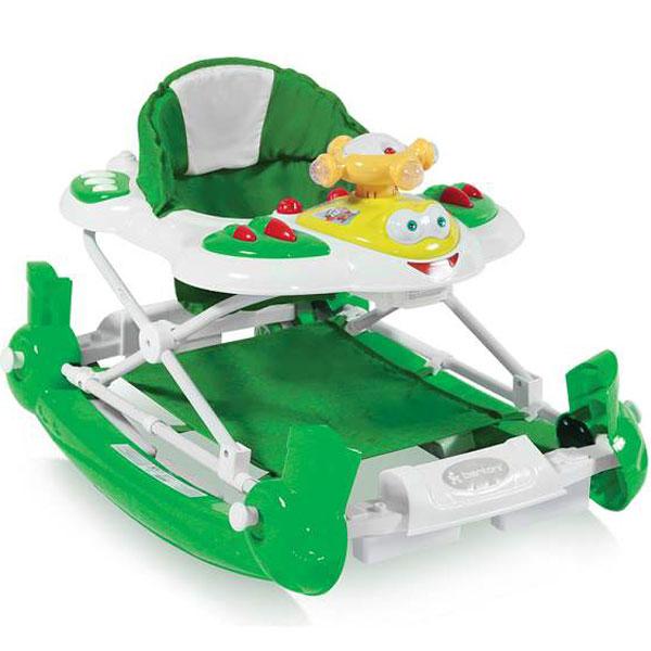 Dubak, Klackalica Helicopter EB-Standart Green 10120330004 - ODDO igračke