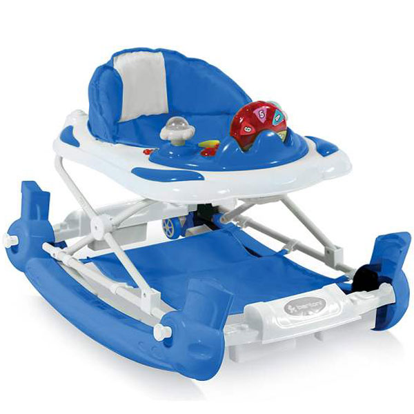 Dubak, Klackalica School EB-Standart Blue 10120340002 - ODDO igračke