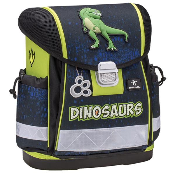 Školske torbe Belmil Classy 403-13 Dinosaurus Anatomske - ODDO igračke