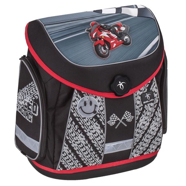 Školske torbe Belmil Mister 405-30 Free racing 2 4524 - ODDO igračke