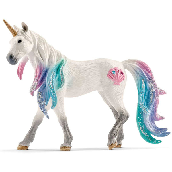 Schleich Bayala Morski jednorog kobila 70570 - ODDO igračke