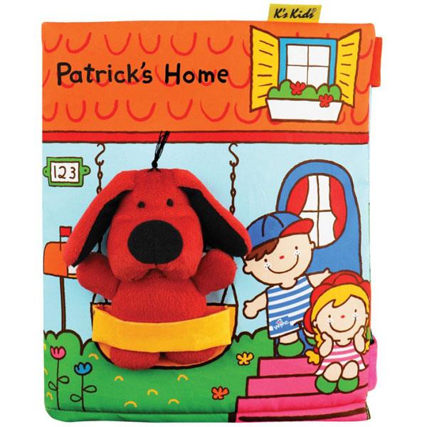 Plišana igračka Patrikova kuca KA10745-PG - ODDO igračke