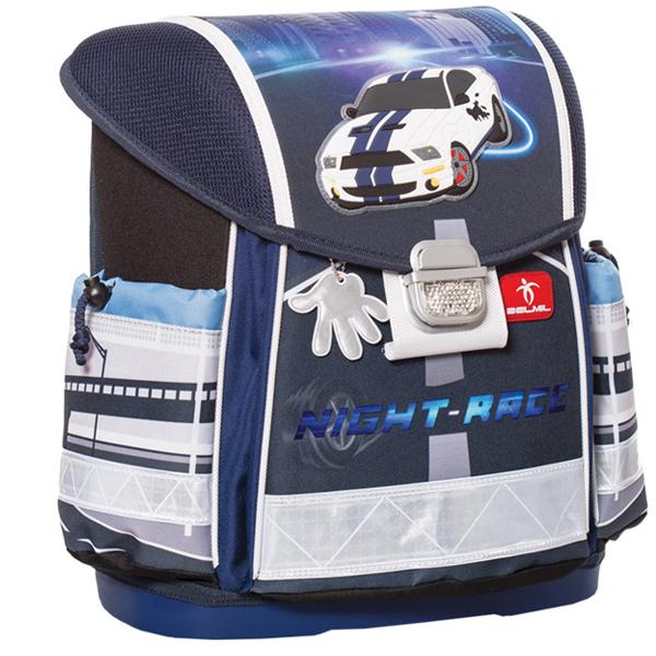 Školske torbe Belmil Classy 403-13 Night Race anatomski  - ODDO igračke