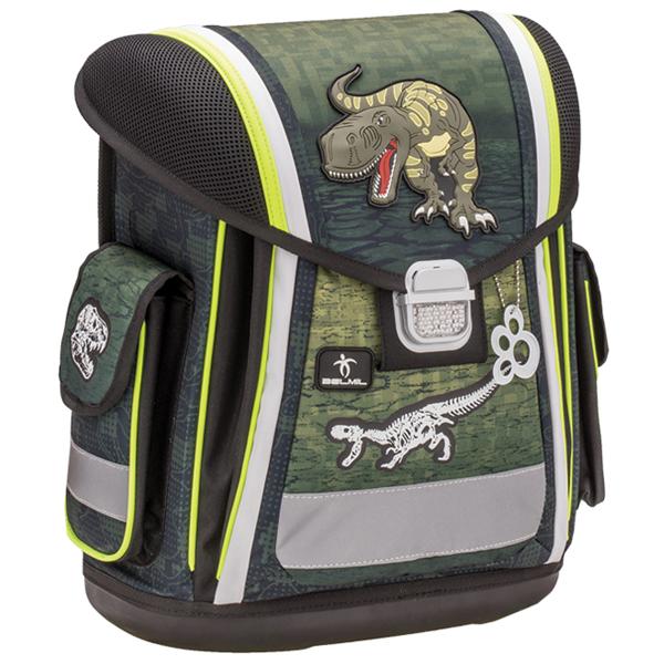 Školske torbe Belmil Sporty 404-5 Dino Discovery anatomske - ODDO igračke