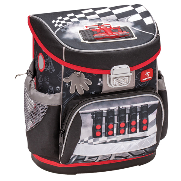 Školske torbe Belmil Mini-Fit 405-33 Speed racing anatomske - ODDO igračke