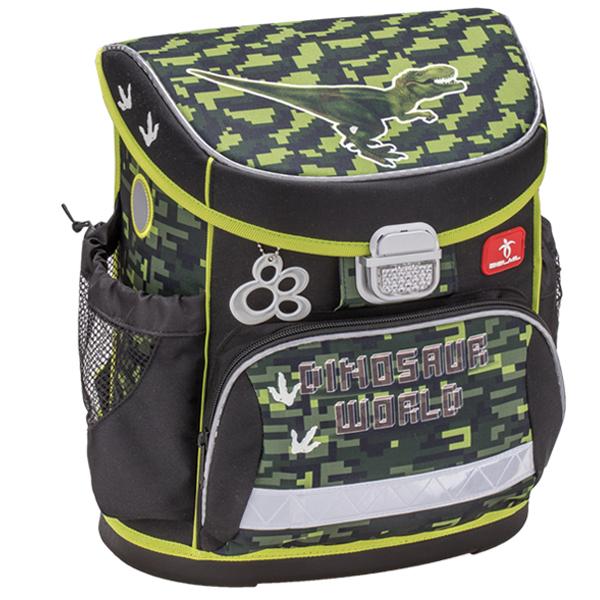 Školske torbe Belmil Mini-Fit 405-33 World of dinosaurus anatomske - ODDO igračke