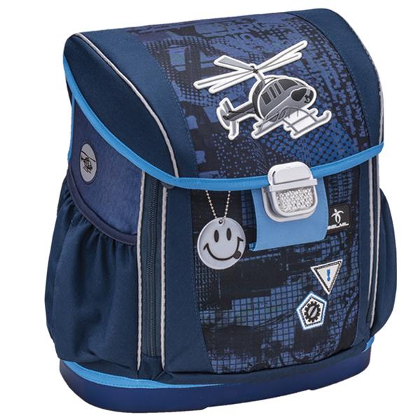 Školske torbe Belmil Customize me 404-20 Helicopter Anatomske - ODDO igračke