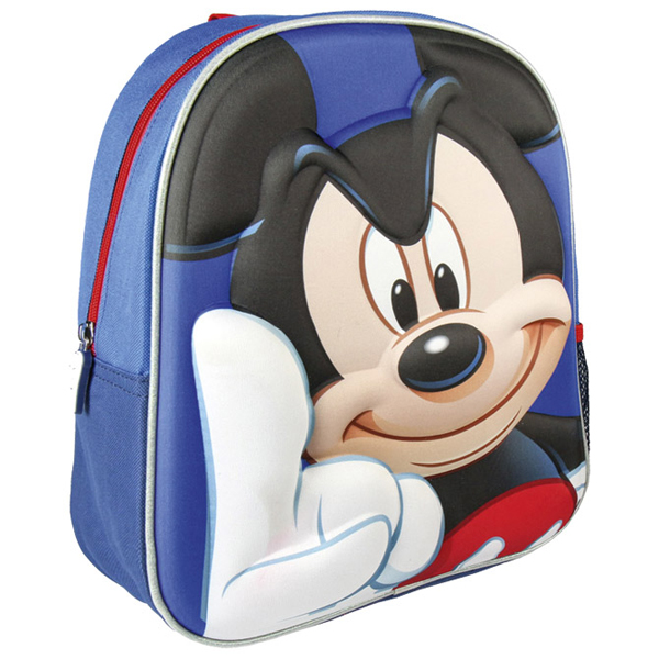 Ranac manji 3D Mickey Cerda plavi 2100002088 - ODDO igračke