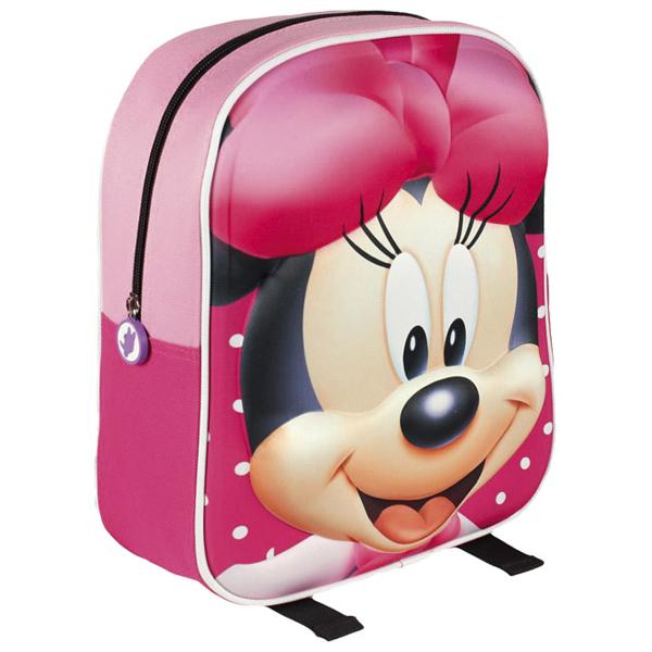 Ranac manji 3D Minnie Cerda roze 2100001508 - ODDO igračke