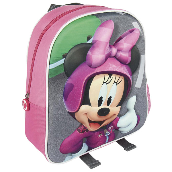 Ranac manji 3D Minnie Cerda roze 2100002072 - ODDO igračke