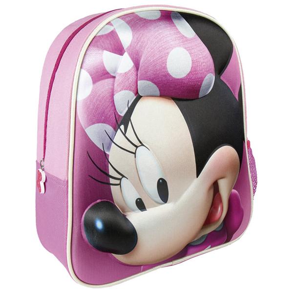 Ranac manji 3D Minnie Cerda roze 2100002107 - ODDO igračke