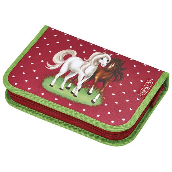 Pernica Herlitz puna 1zip 2preklopa Horses 50008308 - ODDO igračke