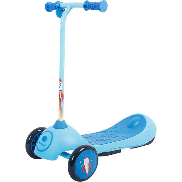 Trotinet električni plavi 0127256 - ODDO igračke
