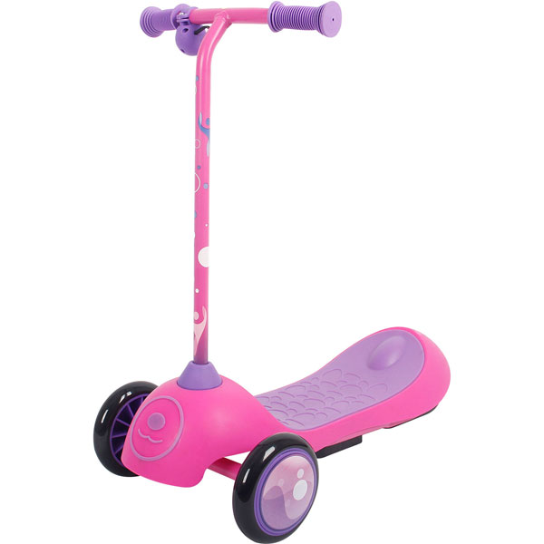 Trotinet električni roze 0127257 - ODDO igračke