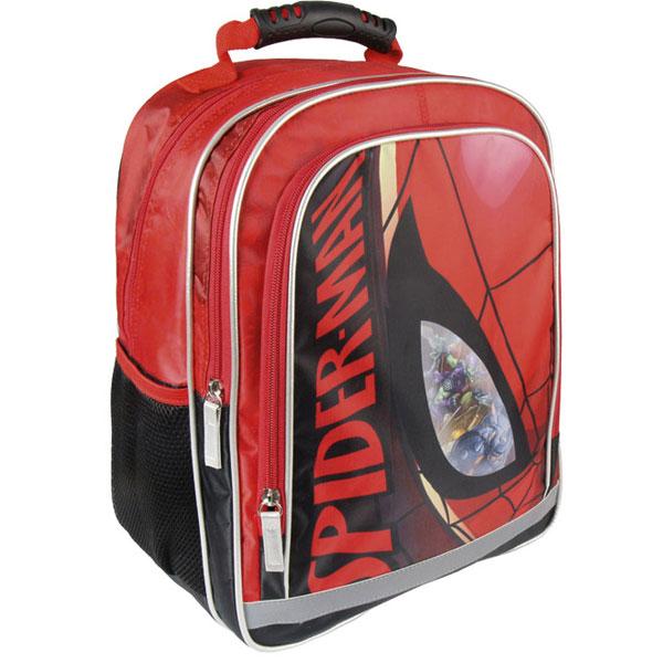 Ranac đački Spiderman School Premium Cerda crveni 2100002253 - ODDO igračke