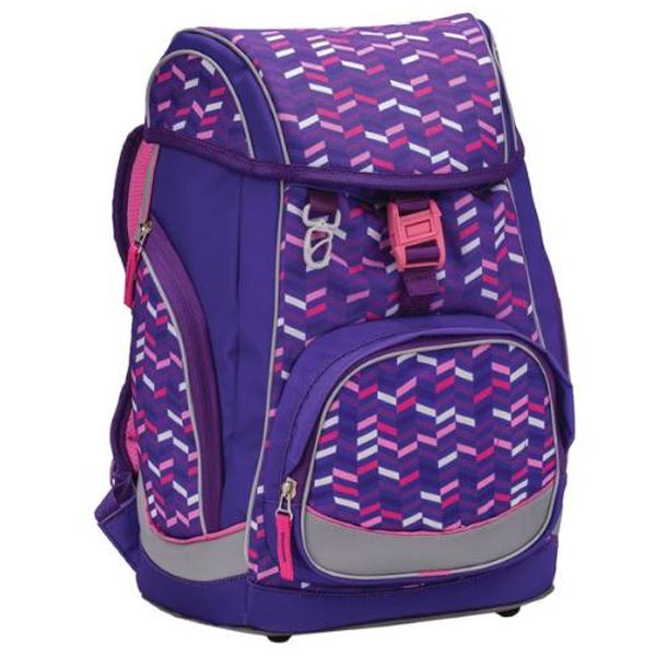 Školske torbe Belmil Comfy 405-11 Purple color Anatomske - ODDO igračke