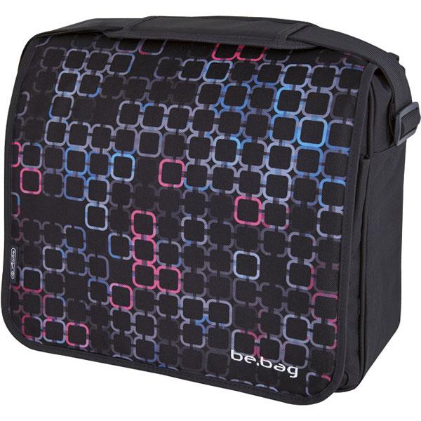 Torba na rame Squares Be.bag Herlitz 11437654 - ODDO igračke