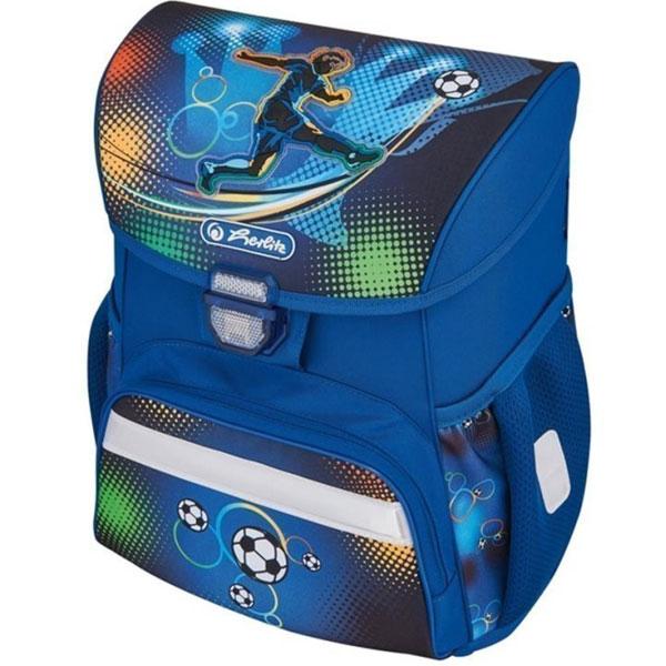 Torba đačka Loop Soccer Herlitz 50008032 - ODDO igračke