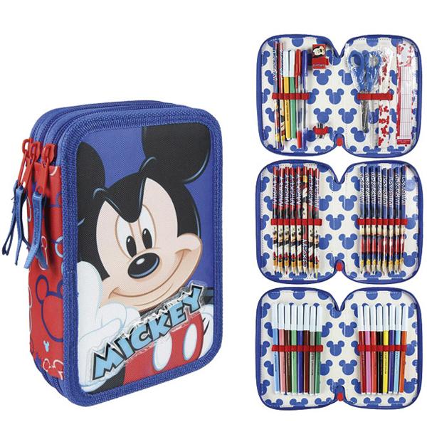 Pernica Cerda Mickey puna 3zipa 2700000229 - ODDO igračke