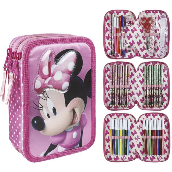 Pernica Cerda Minnie puna 3zipa 2700000233 - ODDO igračke