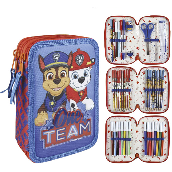 Pernica Cerda Paw Patrol puna 3zipa 2700000220 - ODDO igračke