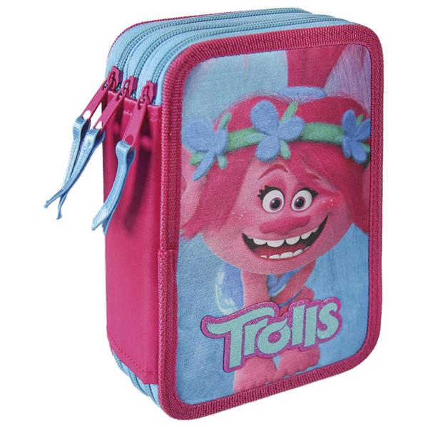 Pernica Cerda Trolls puna 3zipa 2700000184 - ODDO igračke