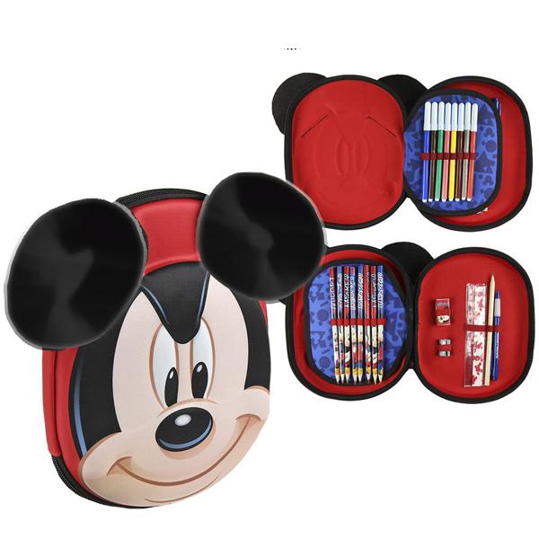 Pernica Cerda vrećica/oblik 3D Mickey crvena 2700000211 - ODDO igračke