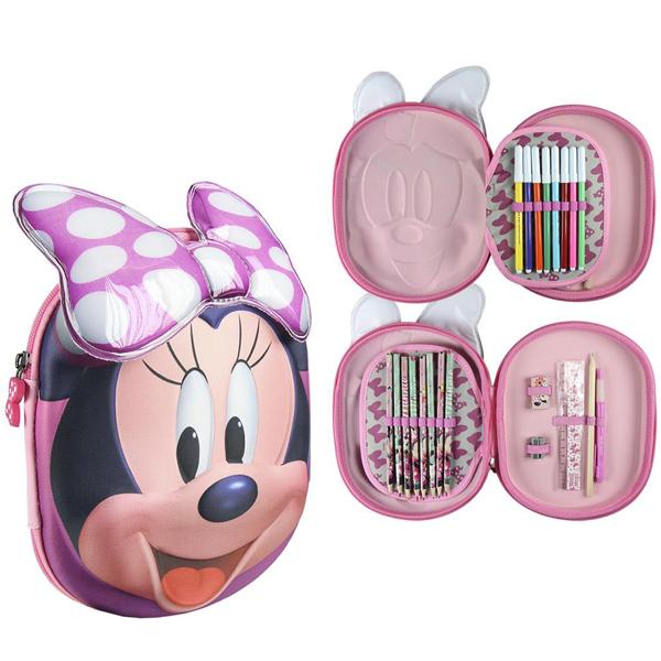 Pernica Cerda vrećica/oblik 3D Minnie roze 2700000216 - ODDO igračke
