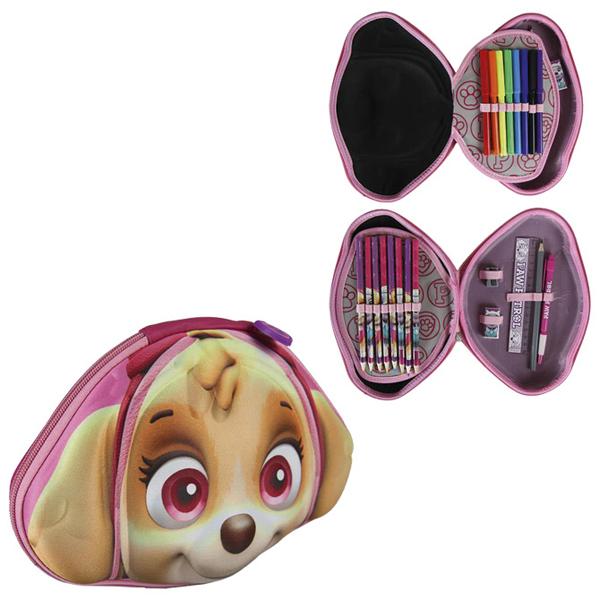 Pernica Cerda vrećica/oblik 3D Paw Patrol Skye roze 2700000206 - ODDO igračke