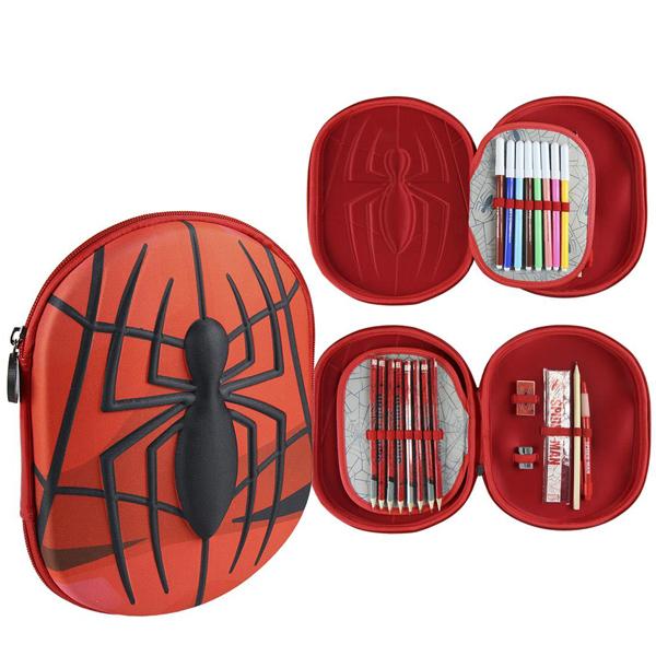 Pernica Cerda vrećica/oblik 3D Spiderman crvena 2700000212 - ODDO igračke