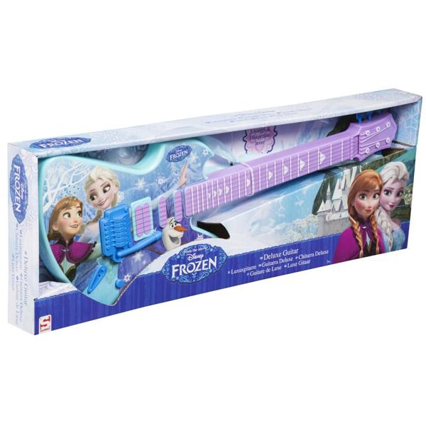 Disney gitara Deluxe Frozen 55cm DFR-3078 - ODDO igračke