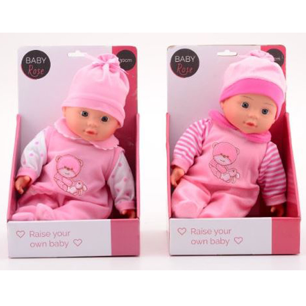 Lutka Baby Rose 30cm Raise Your Own Baby 27595 - ODDO igračke