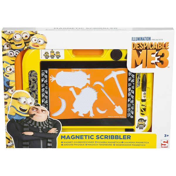 Minions Magnetna tabla za pisanje 28x38cm MIN13-4217-AC - ODDO igračke