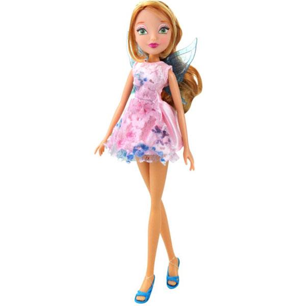 Lutka Winx Magični sjaj Flora 0127193 - ODDO igračke