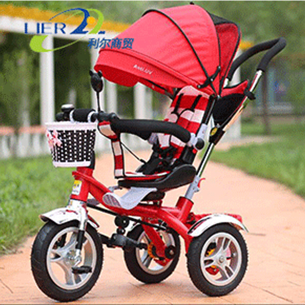 Tricikl 4 u 1 rotacija 360 stepeni sa tendom KT-07 062255 - ODDO igračke