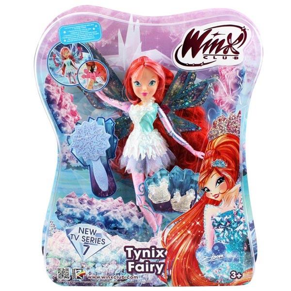 Lutka Winx Tynix Bloom 0127196 - ODDO igračke